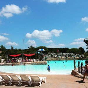 How to survive a water park with kids