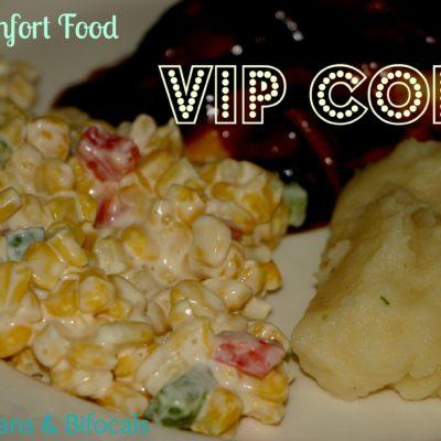Comfort Food – VIP Corn Casserole