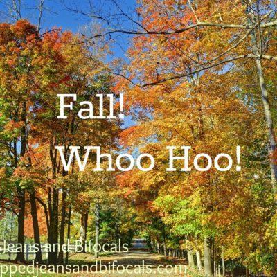 10 Random Things I Love About Fall