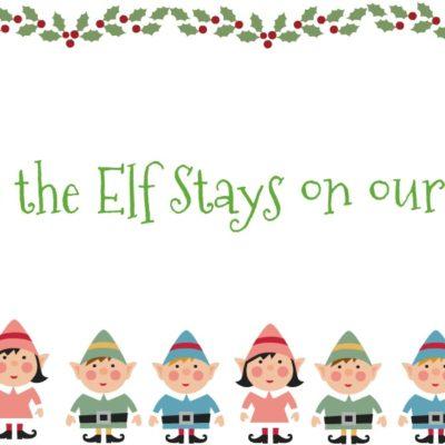 4 reasons I think the Elf on the Shelf rocks
