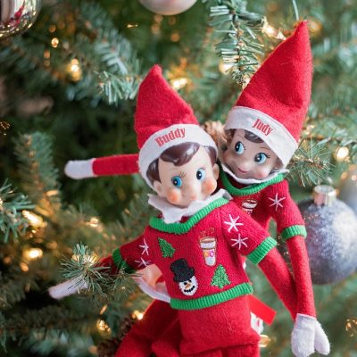 4 reasons I think the Elf on the Shelf rocks