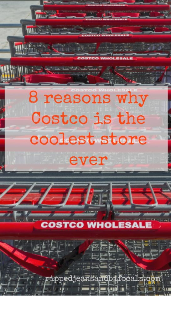 8 Reasons why Costco is the coolest store ever|Ripped Jeans and Bifocals|Costco|Shopping