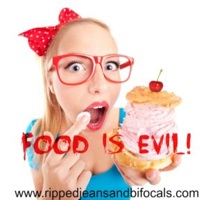 The Evils of Food – Guest Post by Magnolia Ripkin