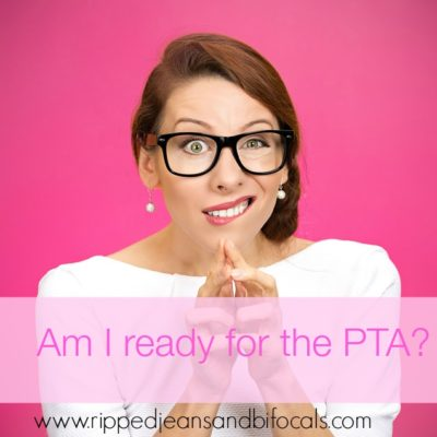 Am I ready for the PTA?