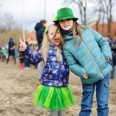 Why Our Kids Don't Celebrate Saint Patrick's Day