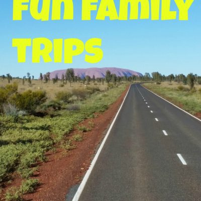 5 Tips for Fun Family Trips