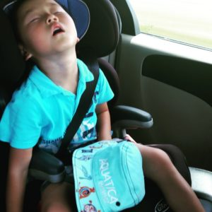 Someone had a great time at SeaWorld!