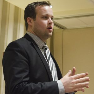 Josh Duggar's Dirty Laundry – What About the Girls?