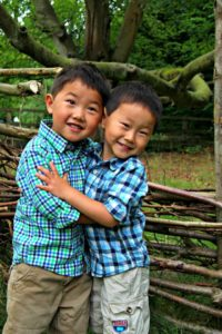 For those of you who don't follow my blog regularly,  I have 2 sons adopted from China (and a lovely bio daughter.) I often write about their adoptions stories directly, for clarity's sake and because the ways they came into our family are so different.  Thanks for reading!
