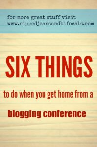 Six things to do after a blogging conference|Ripped Jeans and Bifocals|blogging|AdventureCon15|SeaWorld|social media|@JillinIL|www.rippedjeansandbifocals.com
