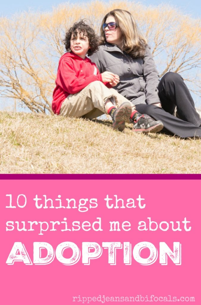 10 things that surprised me about adoption
