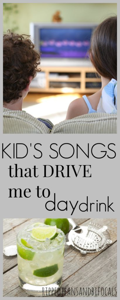 Six Songs that Make me Want to Daydrink|Ripped Jeans and Bifocals