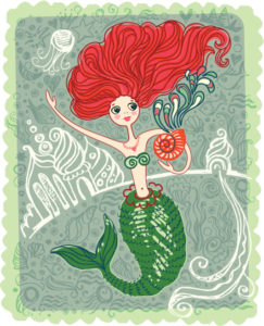 Why I let my kids watch The Little Mermaid