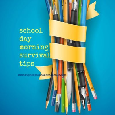 4 back to school survival tips
