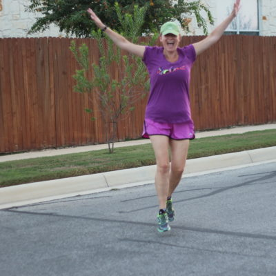 How I got my (running) groove back…in spite of S.U.I.
