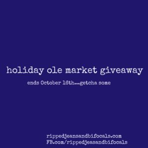 Holiday Ole Market Giveaway