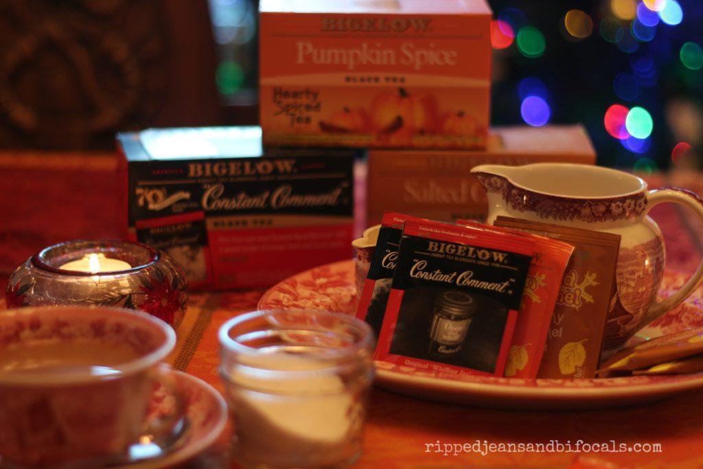 Easy DIY Tea Box