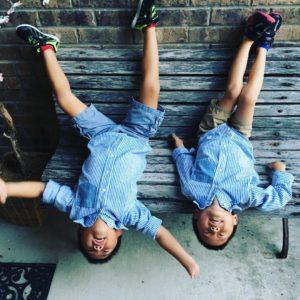 Just hanging around Happy Friday! tgifriday friyay kidsofinstagram
