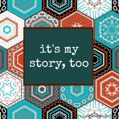 It's my story, too – Why I write about adoption