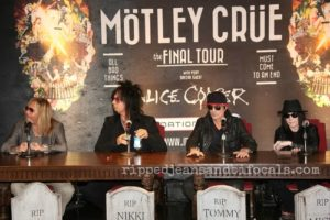 All bad things must come to an end: RIP Motley Crue