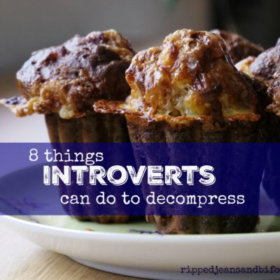 8 things introverts can do to decompress