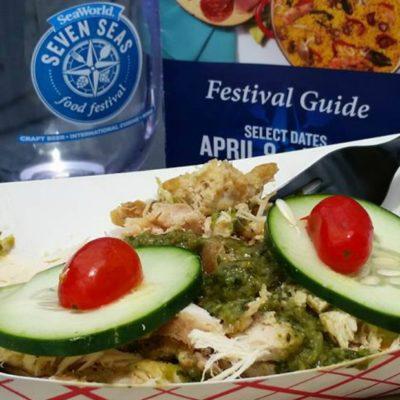 Sea World for Grownups – The Seven Seas Food Festival