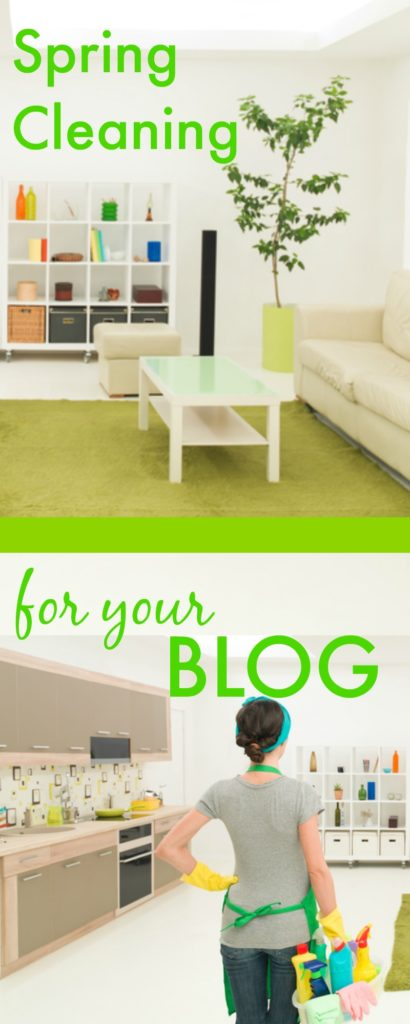 Spring Cleaning for Your Blog|Ripped Jeans and Bifocals