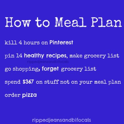How to Meal Plan Like a Boss – The Tuesday Meme