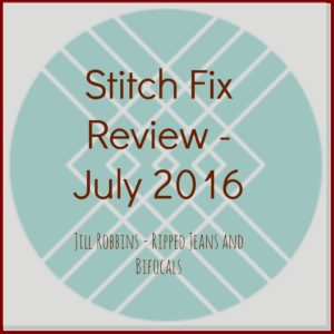 Stitch Fix Review #1