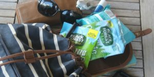 What's in my mom purse – summer edition