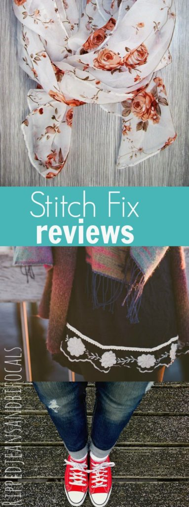 Stitch Fix Reviews Landing Page|Ripped Jeans and Bifocals