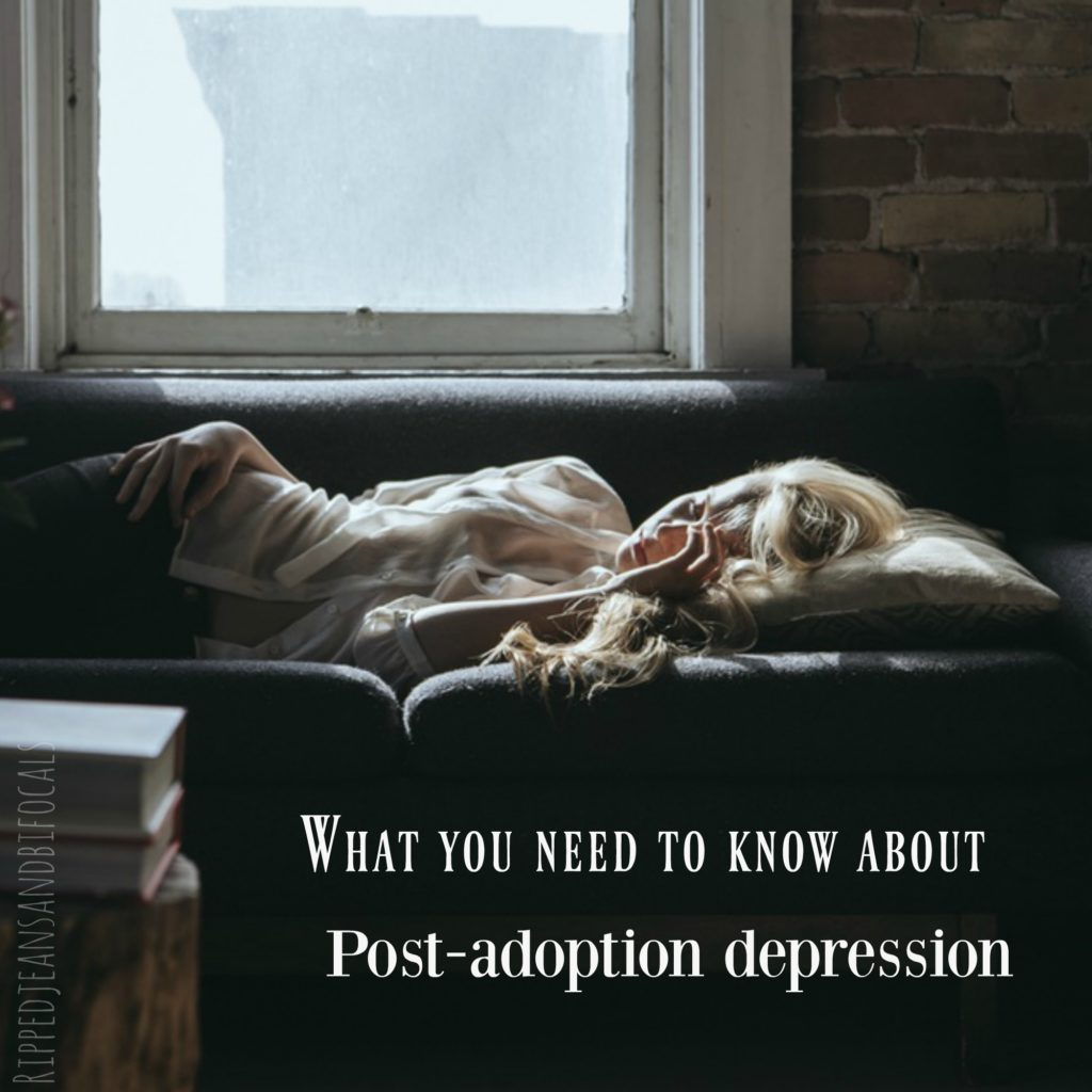 What you need to know about post adoption depression