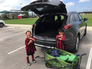 7 things I learned in my first week of being a soccer mom