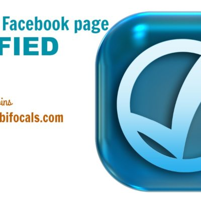 How I got a verified Facebook page