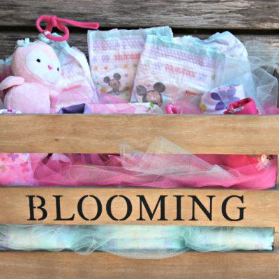 How to Make a Diaper Bag Essentials Gift Basket