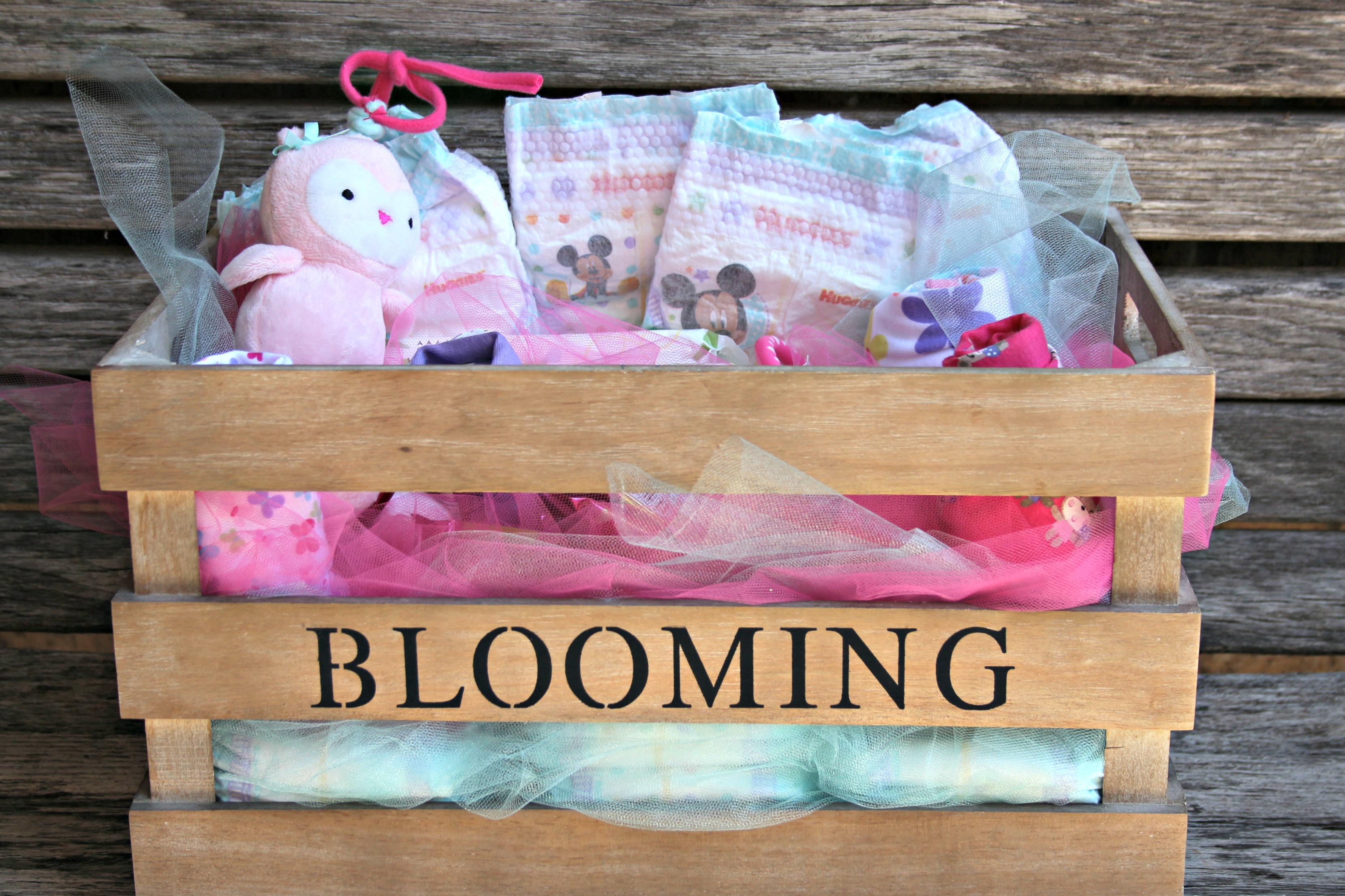 How To Make A Diaper Bag Essentials Gift Basket Ripped