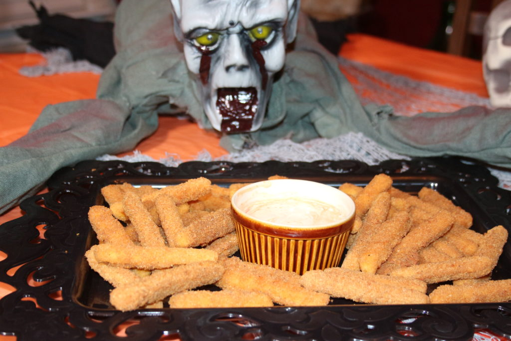 How to make easy, spooky Halloween snacks in less than 20 minutes|Ripped Jeans and Bifocals