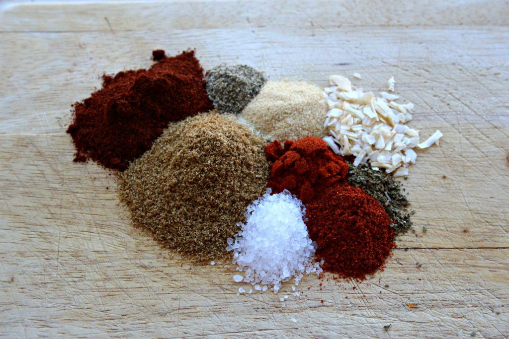 How to make your own taco seasoning Ripped Jeans and Bifocals