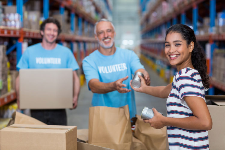 Seven things to know about donating to a food bank