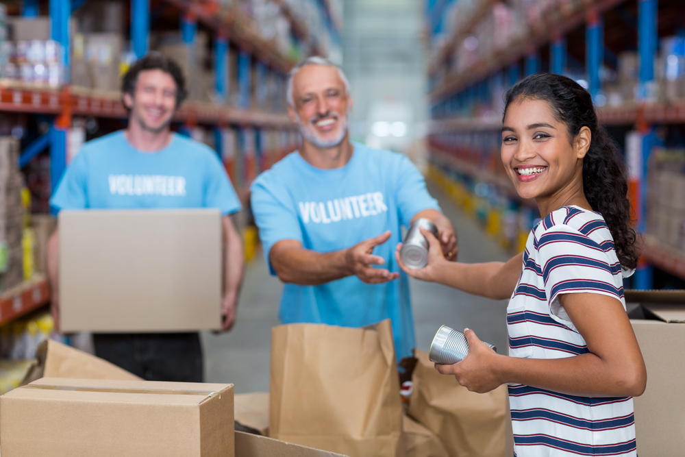 Seven things to know about donating to a food bank Ripped Jeans and Bifocals