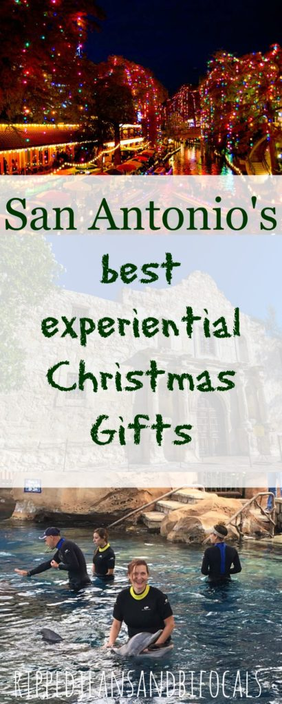 10 Experiential Gifts in San Antonio|Ripped Jeans and Bifocals