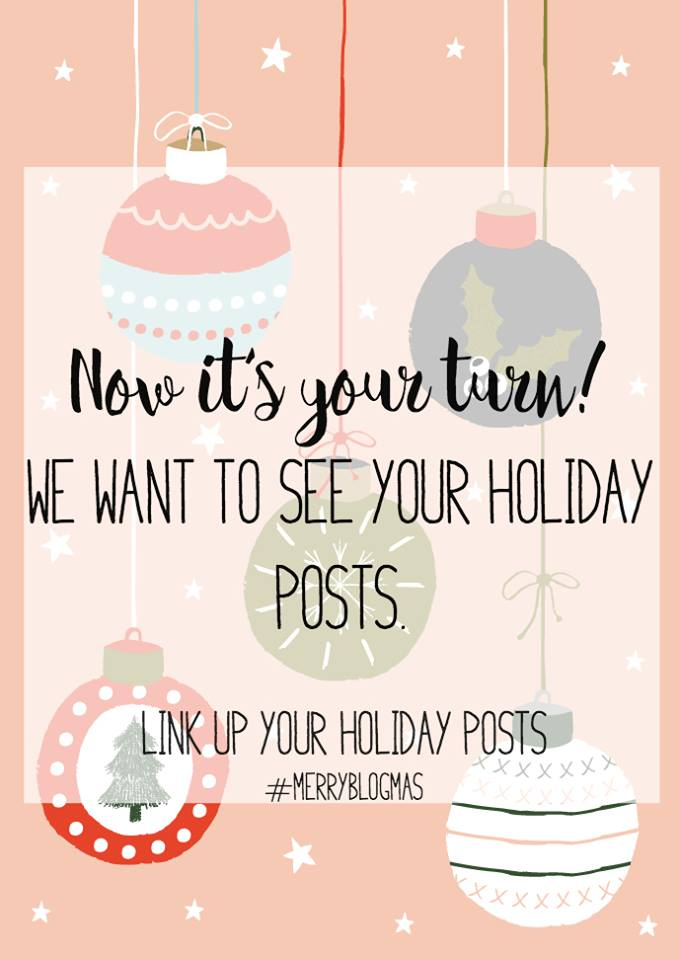 Christmas Blog Linkup Ripped Jeans and Bifocals