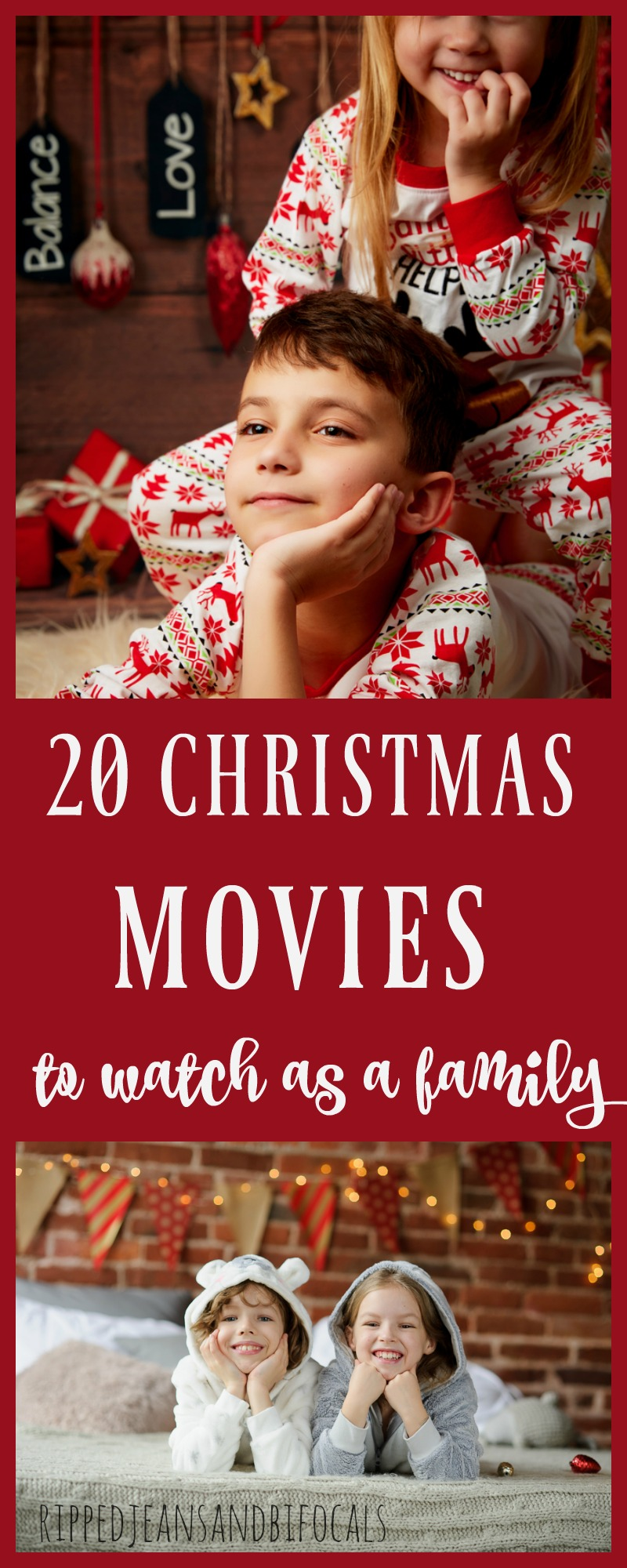 20 Christmas Movies to Watch with your Family