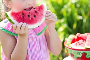 Six ways to get your kids interested in healthy eating