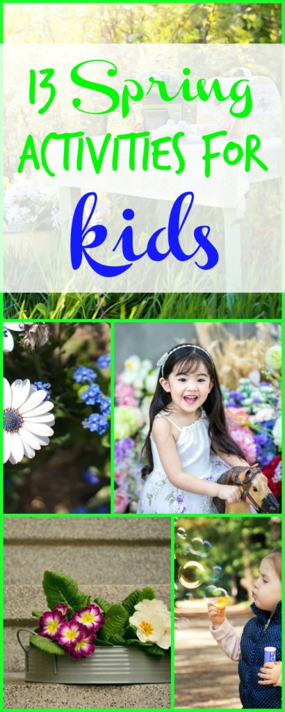 13 outdoor spring activities for kids|Ripped Jeans and Bifocals