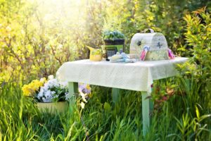 Outdoor springtime activities for kids