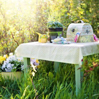 Outdoor springtime activities for kids