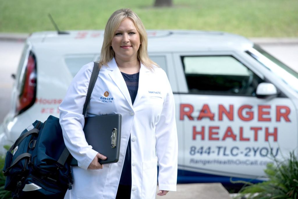 House Calls are Back with Ranger Health|Ripped Jeans and Bifocals