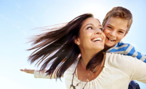 5 Ways to be a happier mom