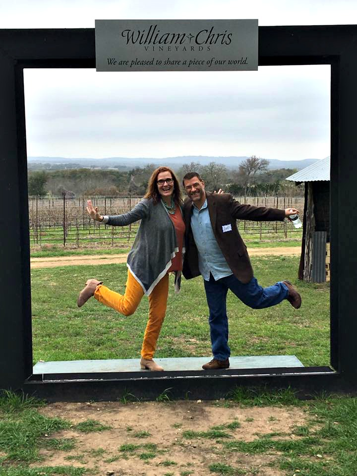 Wineries in Hye Texas|Ripped Jeans and Bifocals